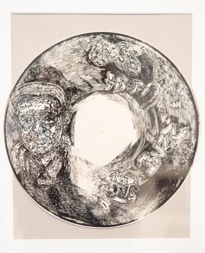 Art Works 7 Vinyl Print
